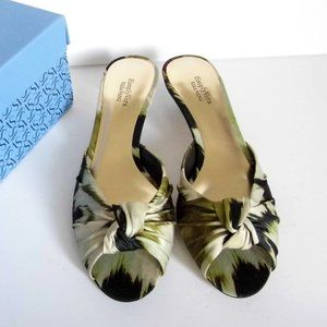 VERA WANG Flair kitten heels Shoes sz 7.5 NIB
